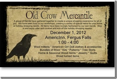 Old Crow Ad for Facebook