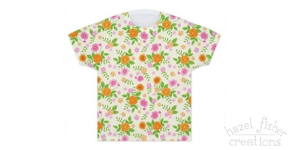 2014 June 07 flower design t shirt competition 2