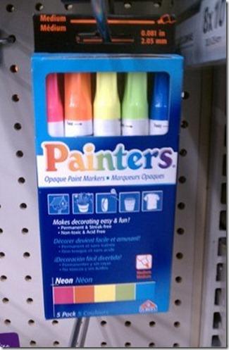 painters neon