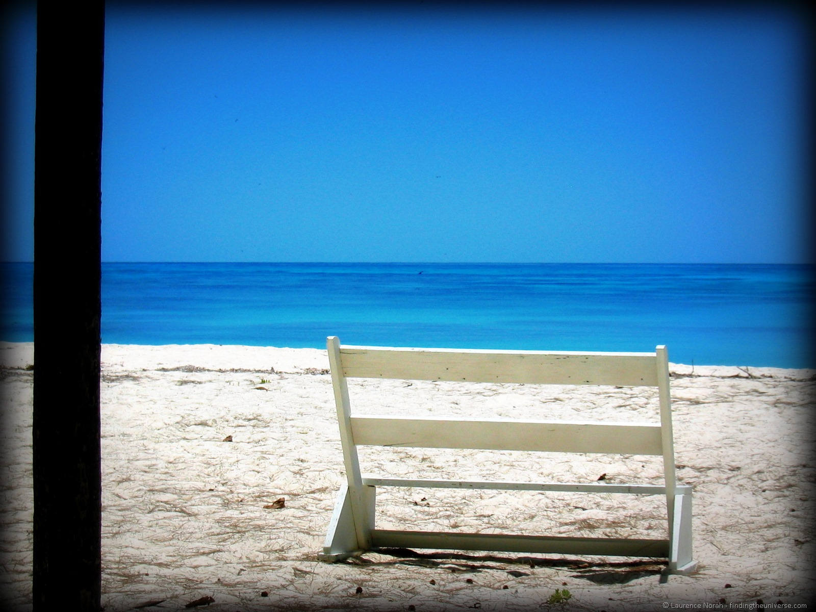 banco su Seychelles Beach