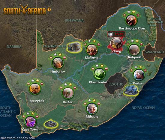 southafricafullmap