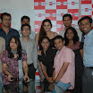 Namitha Celebrate Birthday At Big FM Studio - Exclusive Pictures 2012