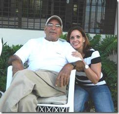 Hector y Carolina Demorizi