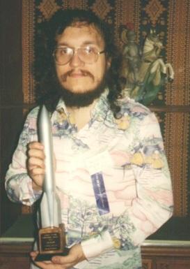 George R. R. Martin en los años 70