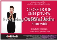 One-Utama-Pavilion-KL-Morgan-De-Toi-Closed-Door-Sale-Sale-Promotion-Warehouse-Malaysia