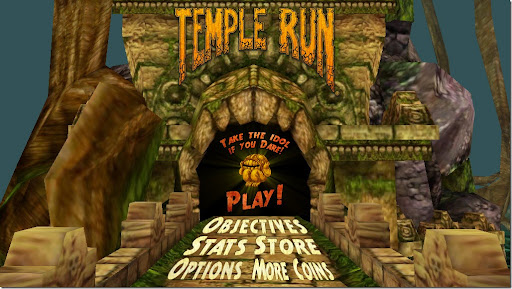 Download Temple Run for pc (windows xp / 7 / 8)