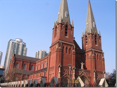 Xujiahui Cathedral 3
