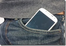 Gli smartphone rendono sterili