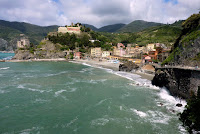 Monterosso town