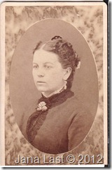 Ella Eliza Engle Gray