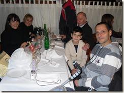 Mein Geburtstag im Restaurant Il Proschiuto 006