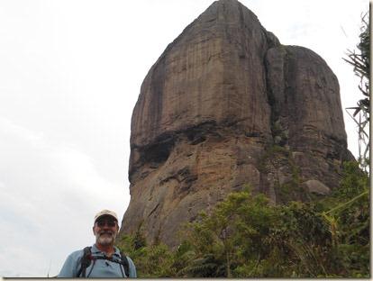 Pedra da Gávea – Passagem dos Olhos – RJ 1