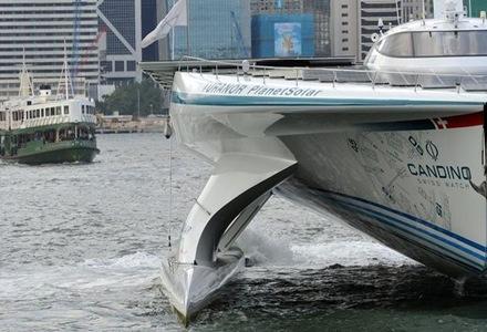 en-hong-kong-barco-con-energía-solar