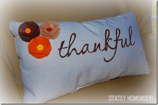 Thankful Pillow 2
