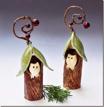 owl house ornaments