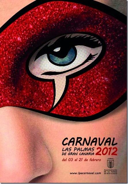 Blog Cartel Carnaval 2012 LPGC_Autor Miguel Angel Sosa_333x480