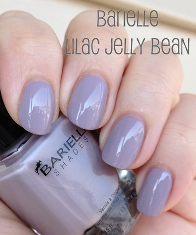 Barielle Lilac Jelly Bean