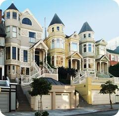 Victorian San Francisco