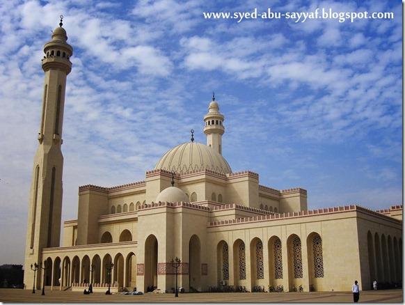 Masjid Al Fateh – Manama, Bahrain