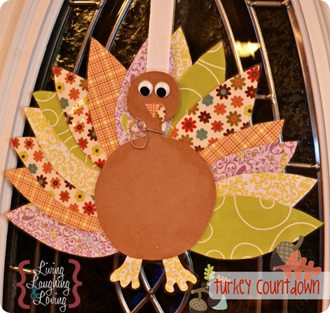 turkey countdown