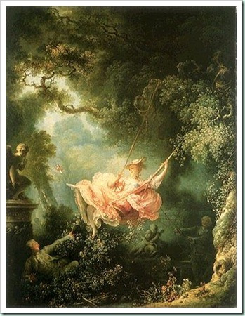 fragonard swing