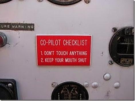 copilot checklist