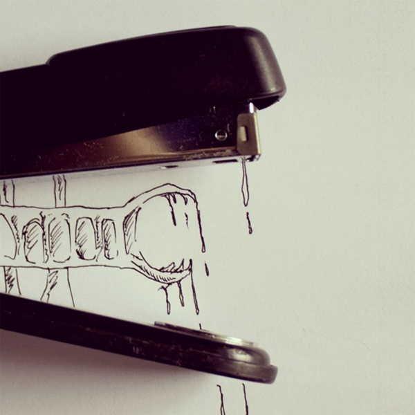 Tranformando objetos comuns em incriveis Ilustrações 2