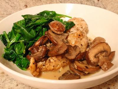 Mushroom Chicken 7