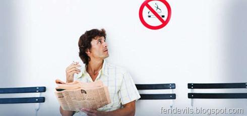 efek apabila berhenti merokok