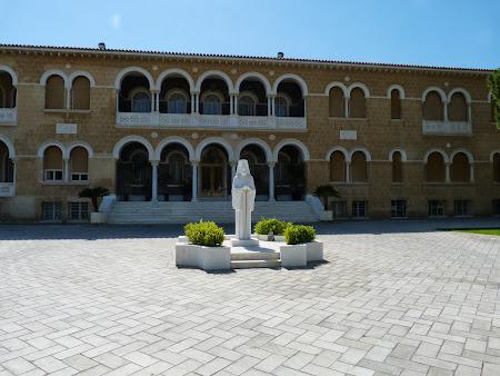 Obiective turistice Nicosia: Palatul Arhiepiscopului de Cipru