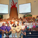 VBS Express 2012 - First Baptist Church - 7-16-12