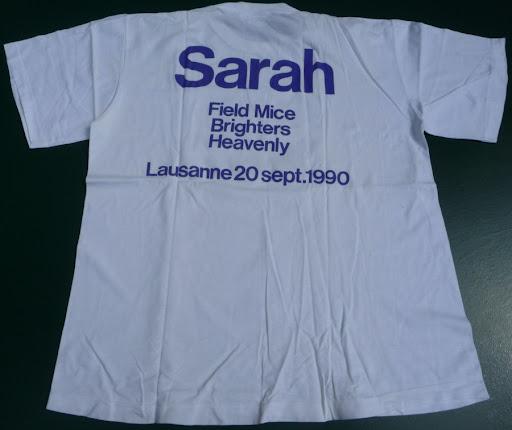 Sarah Festival in Switzerland, back
