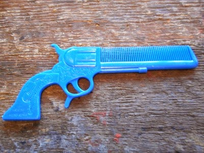 blue gun comb