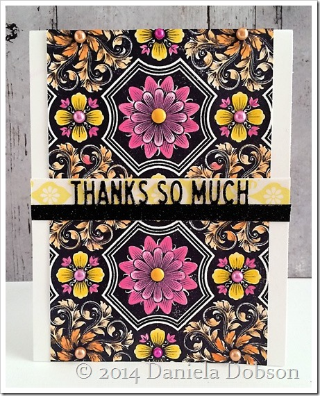 Thanks so much by Daniela Dobson