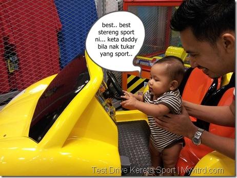Test Drive Kereta Sport 8