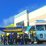 2012.07.31 - Private Food Truck Catering For Suzuki Motors (Chino, CA)