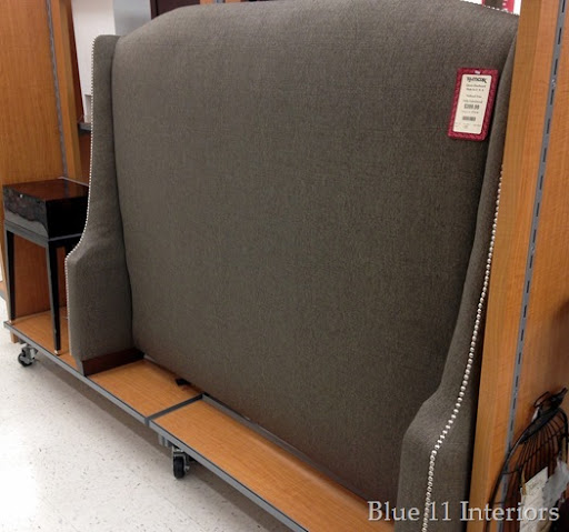 Not A Chair (obvs) But I Was Surprised To See An Upholstered Headboard At TJ  Maxx. Pretty Stylish For Only $400.