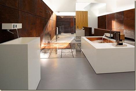 fotos diseños de baños modernos 7