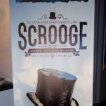 Scrooge - the musical in Haarlem, Noord Holland, Netherlands
