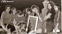 14 september 1972 Boslust actief bij de zeskamp in de Meerpaal in Dronten (1)