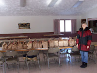 Food drop off in Wayland