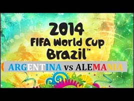 Final del Mundial Brasil 2014