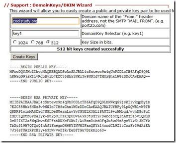 [線上版]如何取得DomainKeys?