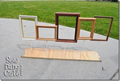 Frame-built