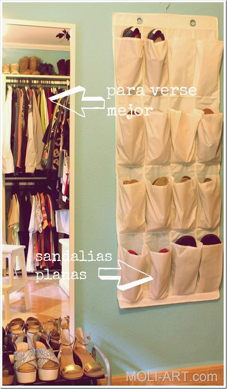 organizar-zapatos-vestidor-ordenar-ropa-mi-vestidor