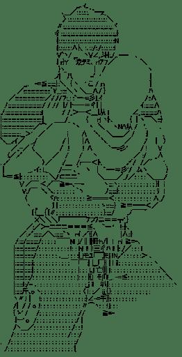 キリコ・キュービィー & テイタニア・ダ・モンテウェルズ (装甲騎兵ボトムズ)