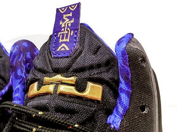 First Look at 8220Black History Month8221 Nike LeBron 11
