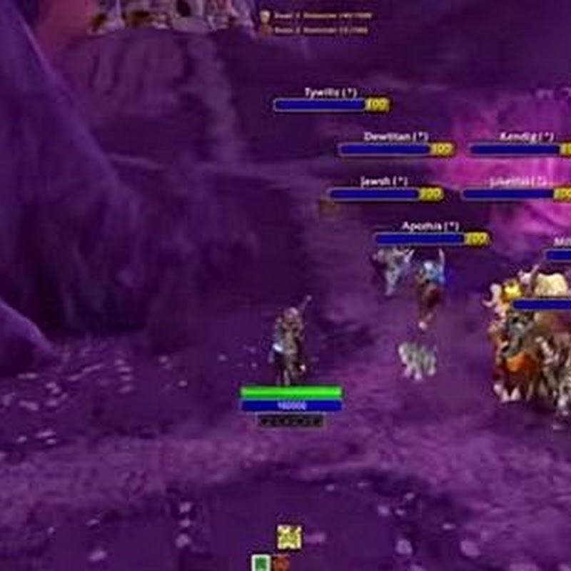 Mitunter sind all Ihre Gegner in World of Warcraft Bots