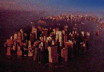 Fine del mondo New York