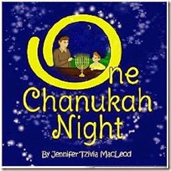 One Chanukah Night, by Jennifer Tzivia MacLeod